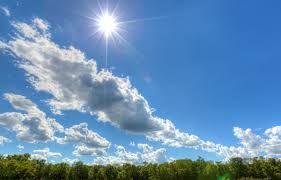 Завтра будет по-летнему тепло