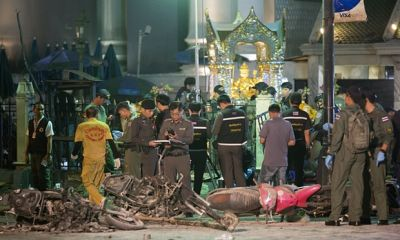 Malaysia arrests 8 over Bangkok shrine bombing