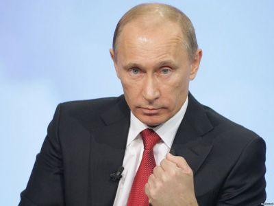 Путин прямо обвинил США в организации госпереворота на Украине