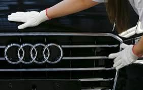 2.1 million cars affected by emissions rigging Audi says