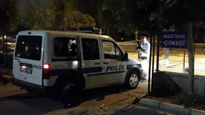 Turkish policeman shot in gun attack