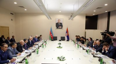 Azerbaijan, Serbia: 4th meeting of the Intergovernmental Commission on Trade and Economic Cooperation held