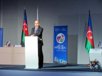 VI российско-азербайджанский межрегиональный форум
