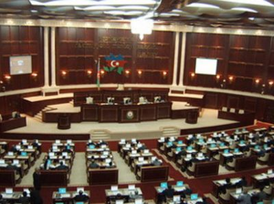 Autumn session of  Milli Mejlis kicks off