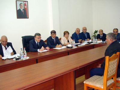 Гусейн Багиров принял граждан