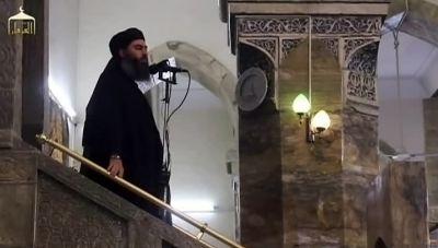 Главарь ИГперебрался в Рамади