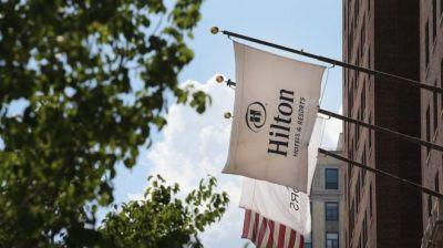 Hilton investigates hack claims