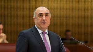 Azerbaijan will never reconcile with the seizure of its territories, Elmar Mammadyarov says