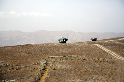Azerbaijani army carries out combat firing practice
