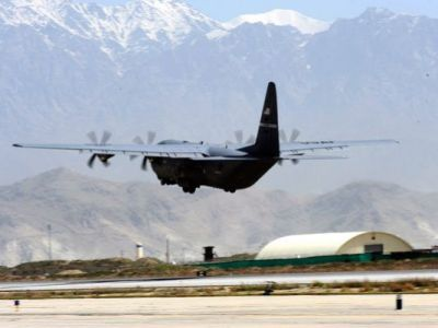 US plane crashes in Afghanistan: 11 killed