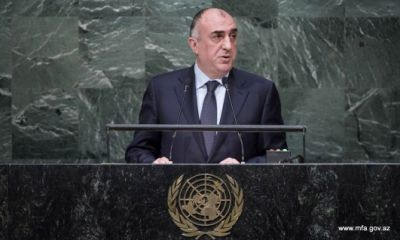 Armenia's destructive policy represents a serious challenge to the purposes and principles of the UN Charter