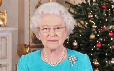 The Queen's signed Christmas cards sold for £4,478