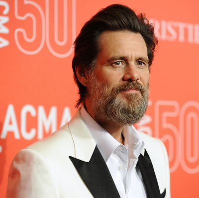 Jim Carrey meets with Cathriona White's family