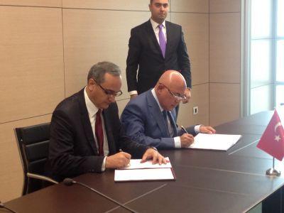 Между Азербайджаном и Турцией подписан протокол