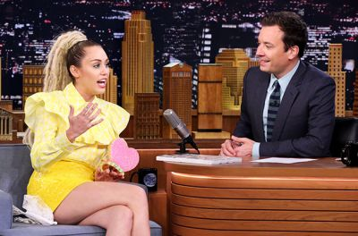 Miley Cyrus gave her most emotional interview