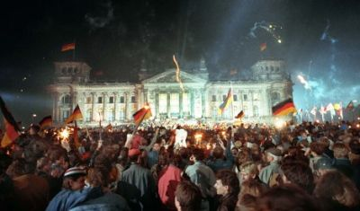 Germany celebrates 25 years of unity