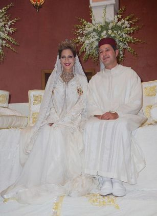 Princess of Morocco welcomes twins in Paris