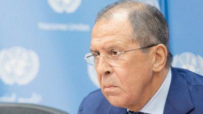 Lavrov: Kürdlərə silahı Rusiya satır