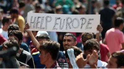 В Германии начали принудительно отбирать недвижимость для размещения мигрантов