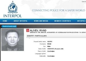 Azerbaijani wanted by Interpol detained in Germany