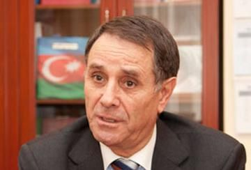 Climate change is 'contribution' - developed nations' legacy for mankind Novruz Mammadov says