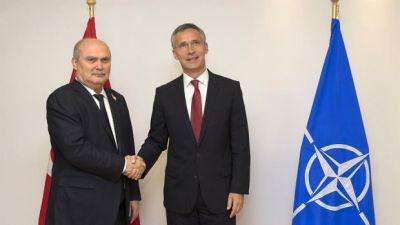 NATO Türkiyəyə dəstək verdi - Rusiyanı isə pislədi
