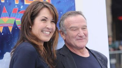 Robin Williams widow and children end dispute