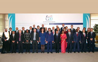 Azərbaycan G20-də