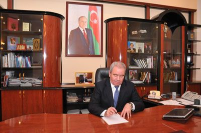Ali Abbasov signs order on providing internet services, mobile communication and broadcasting to IV Islamic Solidarity Games
