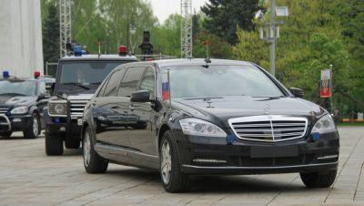 Служебные автомобили, на которых ездят мировые лидеры ФОТО