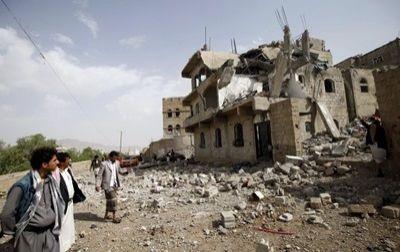 В Йемене самолёты коалиции разбомбили свадьбу