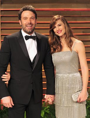 Affleck and  Garner put their home up for sale