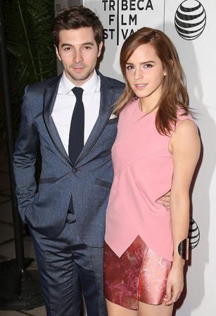 Emma Watson's new boyfriend: Roberto Aguire
