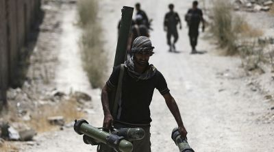 Obama administration ends $500mn program to train Syrian rebels