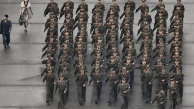 North Korea to hold parades for 70th anniversary