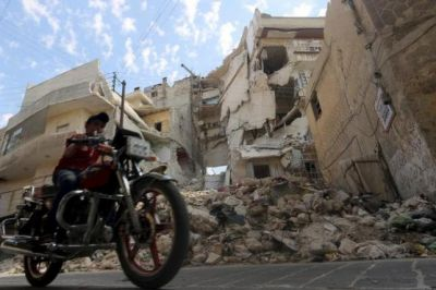 IS  closes in on Syrian city of Aleppo