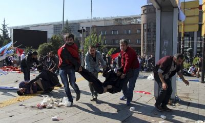 At least 20 killed in Ankara explosion