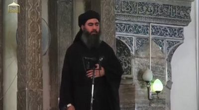ISIS leader al-Baghdadi injured