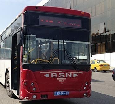 Изменен маршрут движения еще одного автобуса