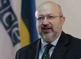 OSCE Secretary General exspresses concern over the incidents on the Armenia-Azerbaijan frontline.