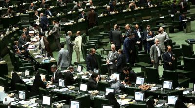 Iran Parliament passes bill approving nuclear deal