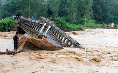 Landslide in Myanmar: 17 killed