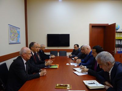 MCHT discusses new areas of cooperation with CERN