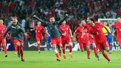 Turkey qualifies for Euro 2016