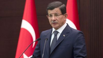 Turkey will not tolerate terror from Syria, Iraq Davutoglu says