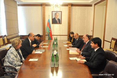 Azerbaijan is proud of its exemplary model of multiculturalism Azerbaijani FM says