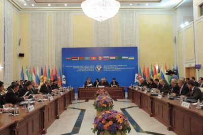 CIS FMs convene in Astana