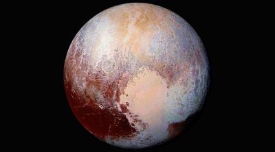 First official findings of Pluto mission revealed  NASA