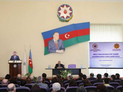 Azerbaijan's Ministry of National Security conducts anti-terrorist operation
