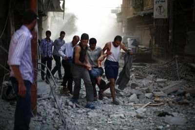 Than 250,000 people killed in Syria war Monitor
